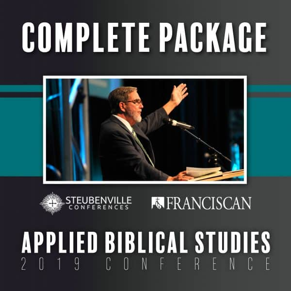 2019 Applied Biblical Studies Conference Complete Package Graphic